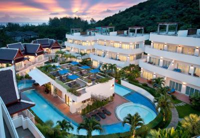 Thailande - Hotel à vendre à Phuket, plage de Karon