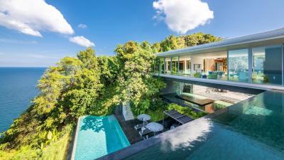 Thailand-Phuket luxury property market