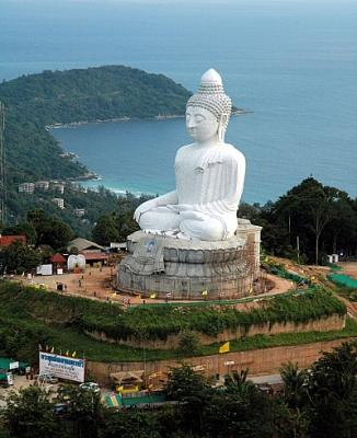 The Big Buddha of Phuket