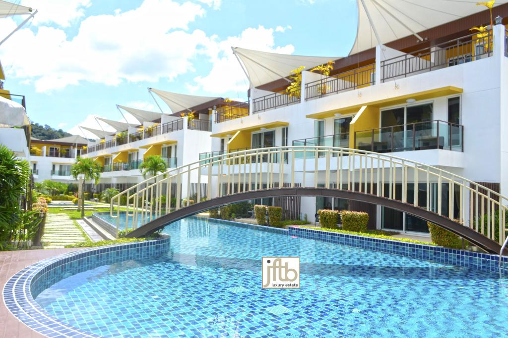Phuket 3 bedroom house for rent in kamala thailand Houses with swimming pools for rent