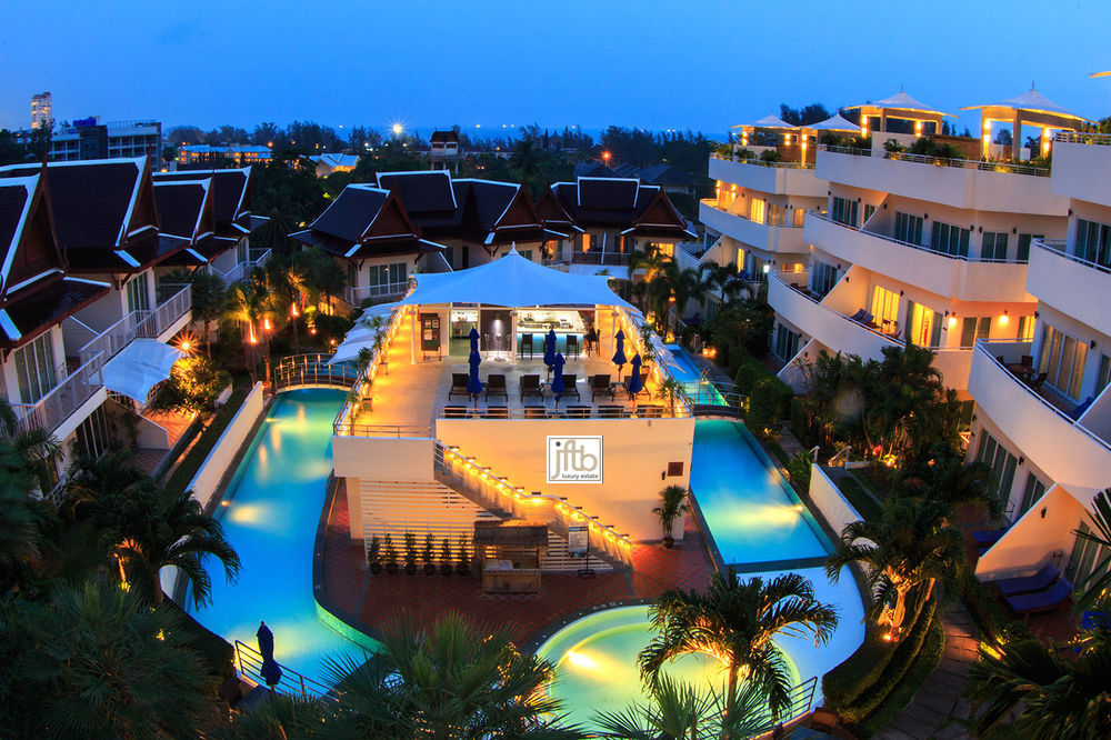 Phuket hotel for sale in karon beach thailand 4 star for Hotel luxury for sale