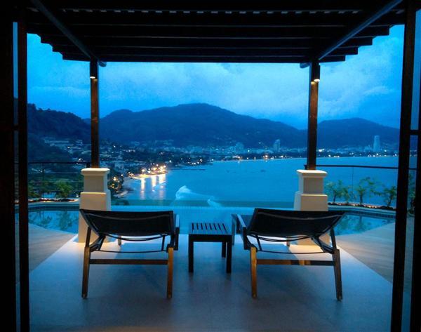 Photo Villa de luxe à vendre à Kalim (Patong), Phuket