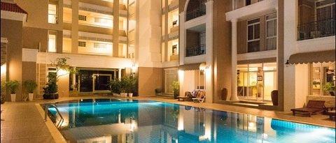Photo Appartement moderne de 2 chambres à vendre à Patong, Phuket, Thaïlande