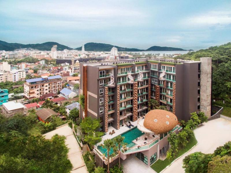 Picture 2 bedroom Patong condominium for sale in Phuket