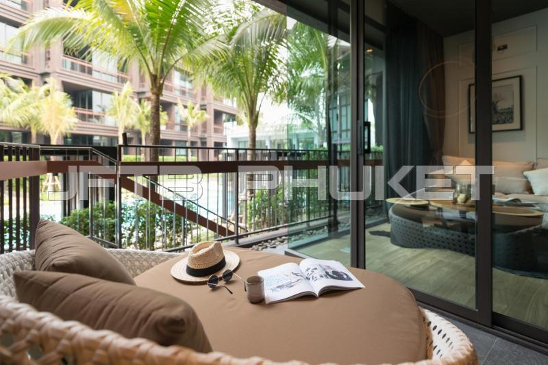 Picture Brand new 1 bedroom pool access  condo for sale in Rawai, Phuket