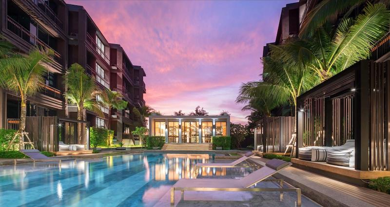 Picture Phuket 1 bedroom Condo for Sale located in Rawai, Phuket.