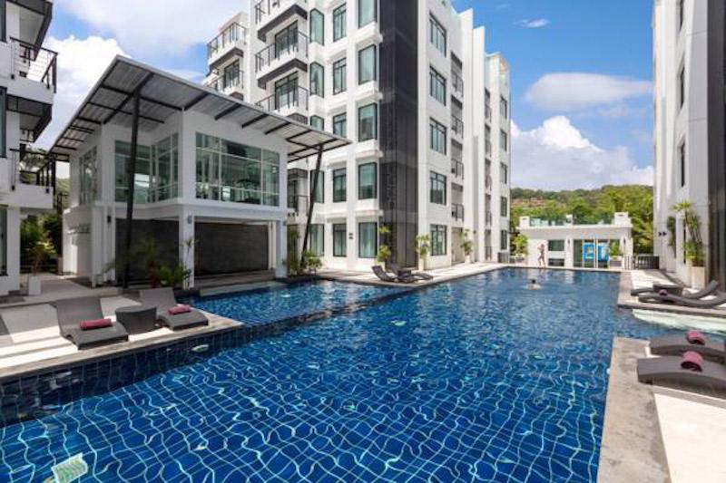 รูปภาพ ขายคอนโด 1 ห้องนอน ที่ เดอะ รีเจ้นท์ กมลา คอนโดมิเนียม ภูเก็ต ประเทศไทย