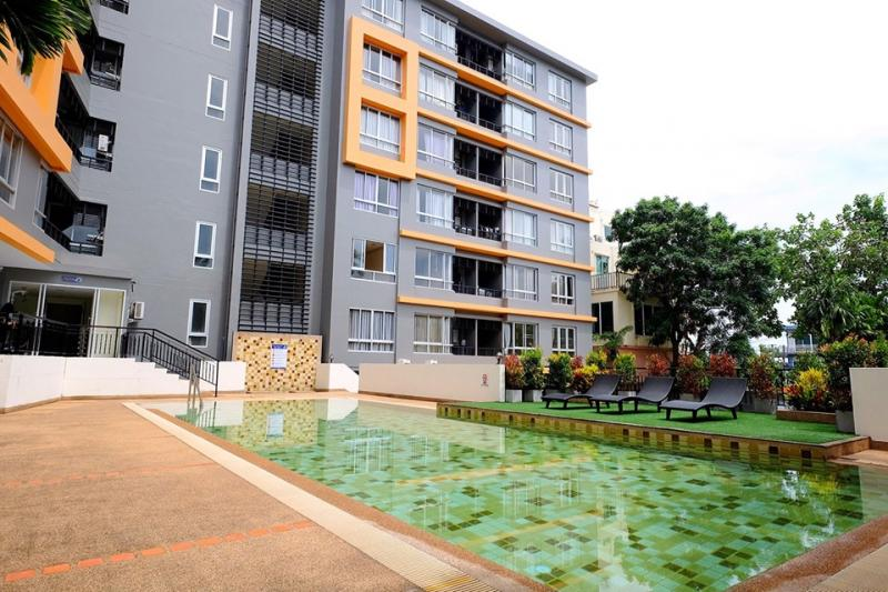 Picture 1 Bedroom Apartment For Sale in Chalong