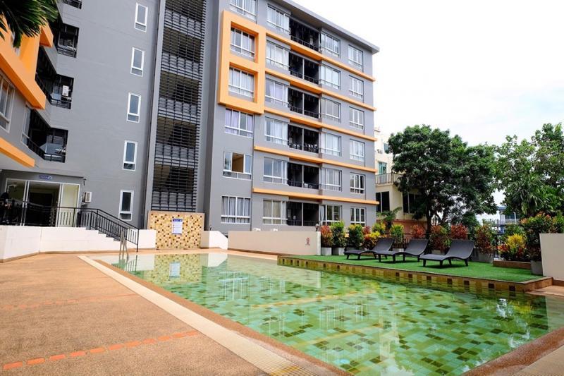 รูปภาพ 1 Bedroom Apartment For Sale in Chalong