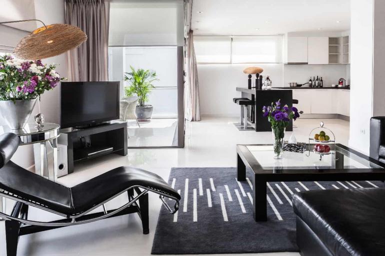 Photo Appartement de luxe avec 1 chambre à vendre à Patong Beach, Phuket