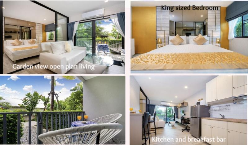 图片 10 套现代豪华公寓作为度假胜地的 1 个商业物业出售 The Title Resid