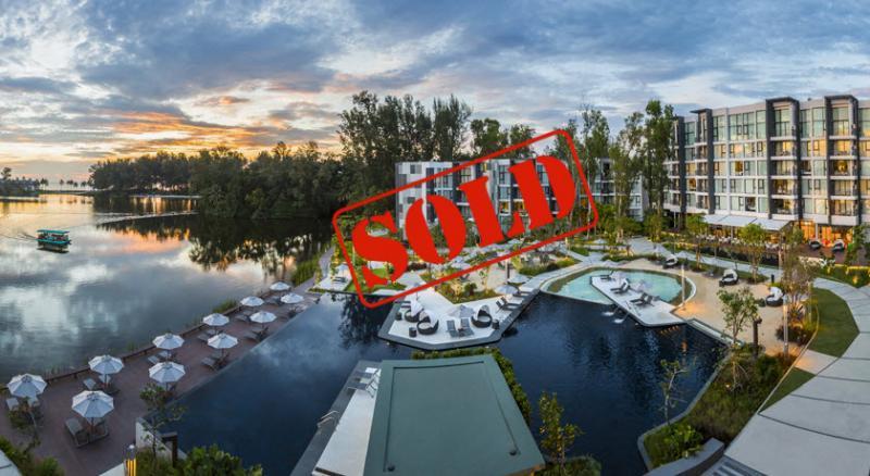 Photo Appartement de 2 chambres à vendre à Cassia Résidence (Laguna, Phuket).