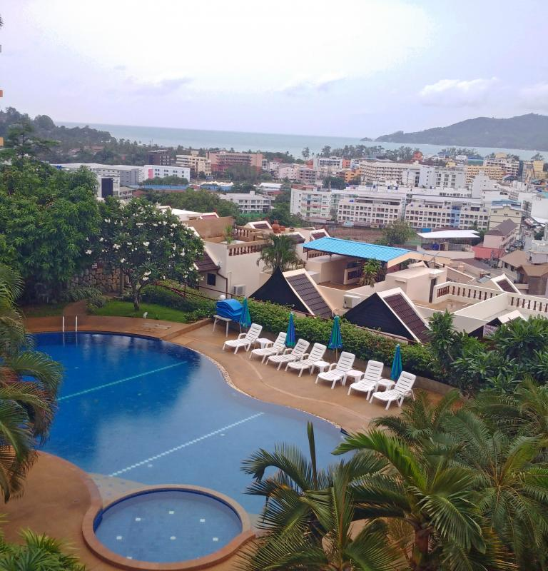 Picture Sea view apartment to rent in Patong