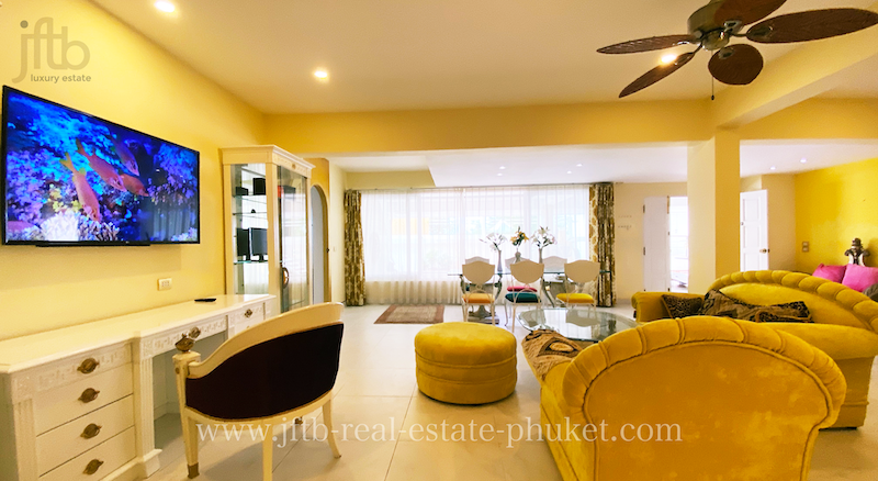 Picture 2 Bedroom Pool Access Apartment for rent in Patong, Phuket