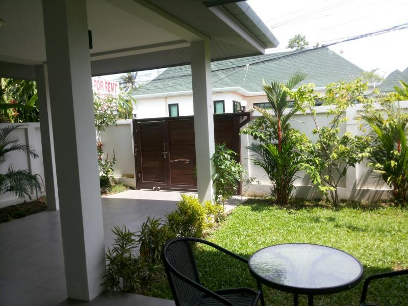 Picture Phuket 2 bedroom modern villa for sale in Rawai