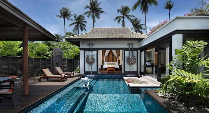 Photo Villa de luxe avec 4 chambres à Laguna Village Outrigger, Phuket
