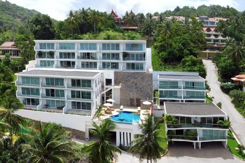Photo Appartement 2 chambres avec vue sur la mer à vendre à Kata, Phuket, Thaïlande