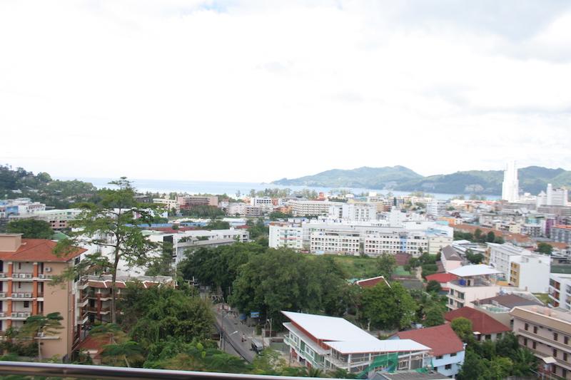 Photo Duplex de 2 chambres avec vue mer à louer à Patong, Phuket