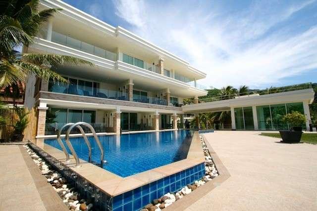 Photo Penthouse 2 chambres avec vue sur la mer à louer ou à vendre à Kata, Phuket