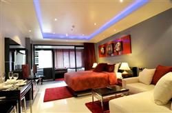 Picture 2 luxury Patong Beach studio apartments side by side for sale