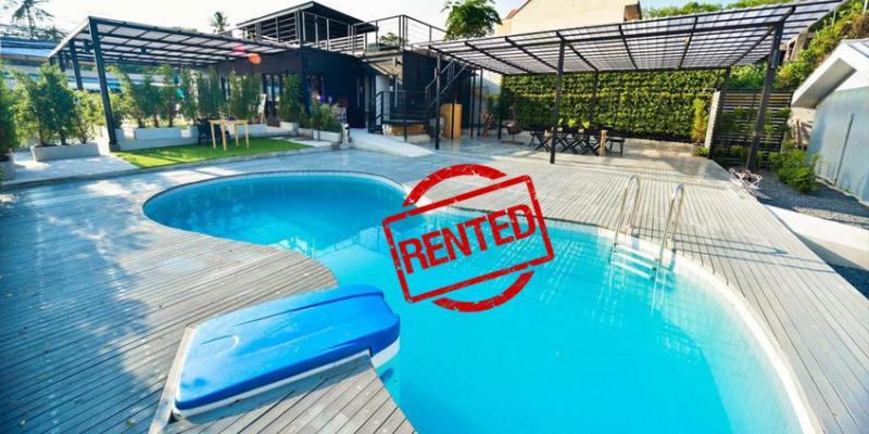 Photo Hôtel de 20 chambres avec piscine à louer à Rawai, Phuket