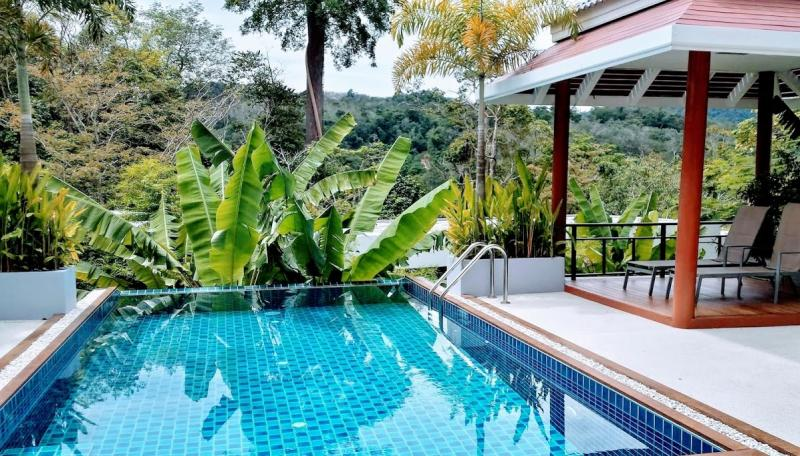 Picture Renovated 3+1 bedroom villa for sale in กมลา