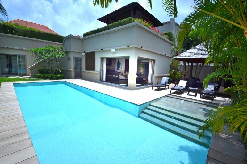 Photo Villa de luxe de 3 chambres à vendre à Bang Tao, Phuket, Thaïlande