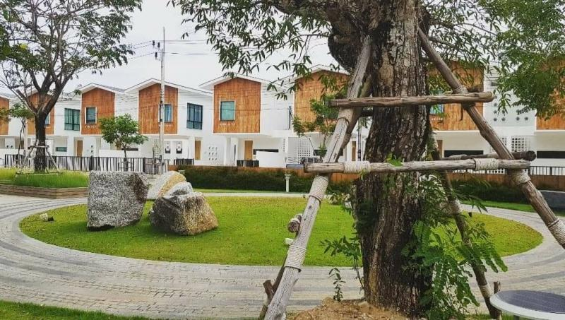 Photo Maison de 3 chambres avec piscine à louer à Palai, Chalong