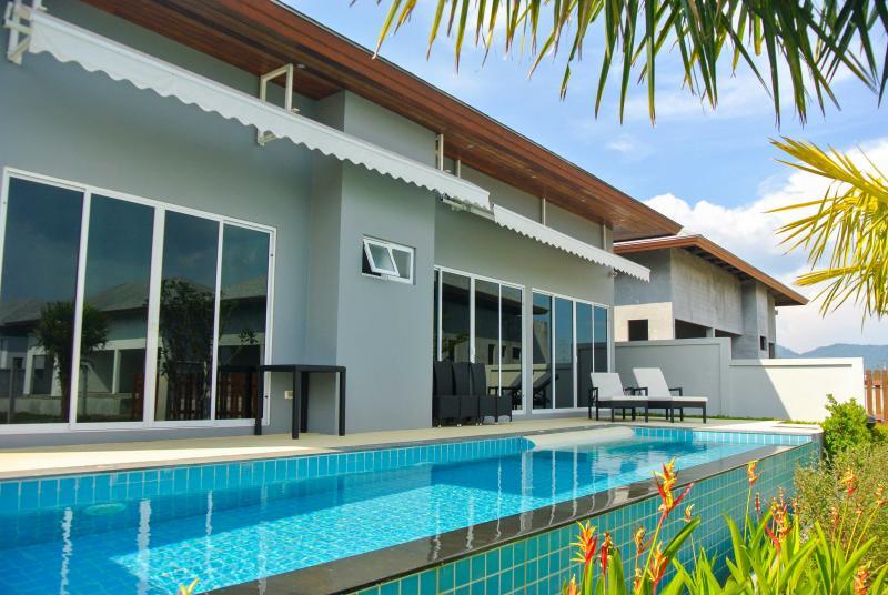 Photo Villa avec piscine de 3 chambres à vendre à Laguna, Phuket, Thaïlande