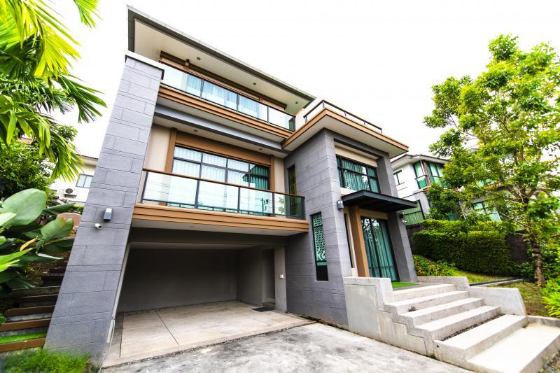 Photo Villa de 3 chambres à vendre à Kathu, Phuket, Thaïlande