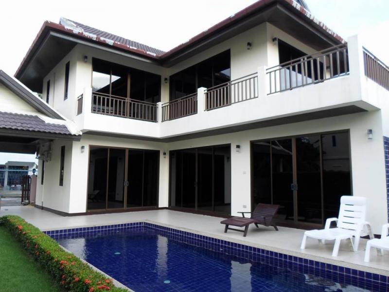 Picture Phuket Pool Villa in Kathu Golf Land View
