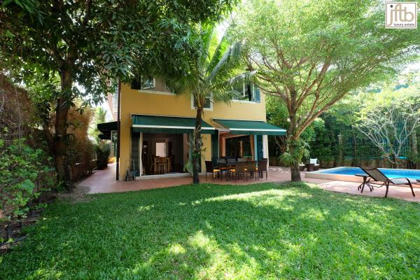 Picture 6 bedroom Phuket pool villa Patong for sale or Rent