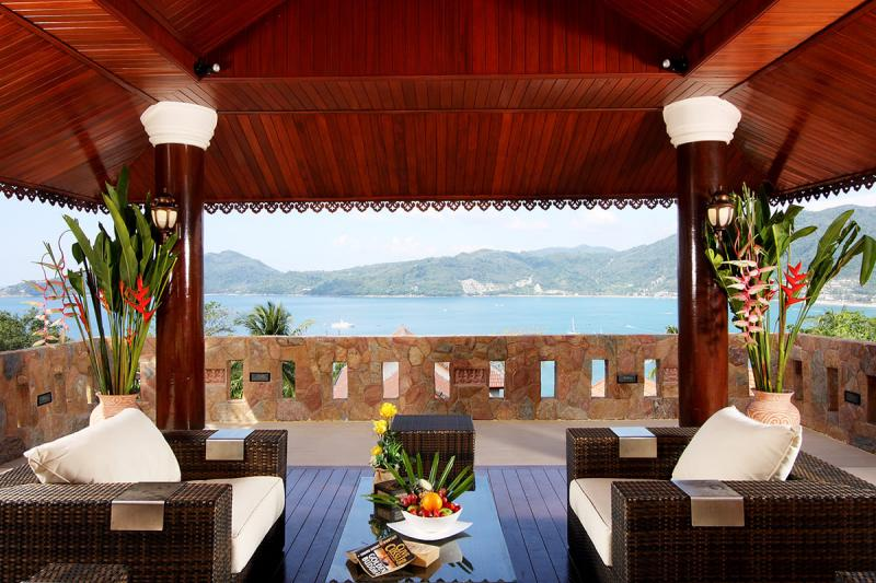 Picture Luxury 11 bedroom sea view villa for sale in Patong, Phuket