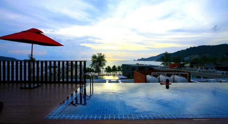 Picture Phuket Sea View Hotel for Lease in Patong beach