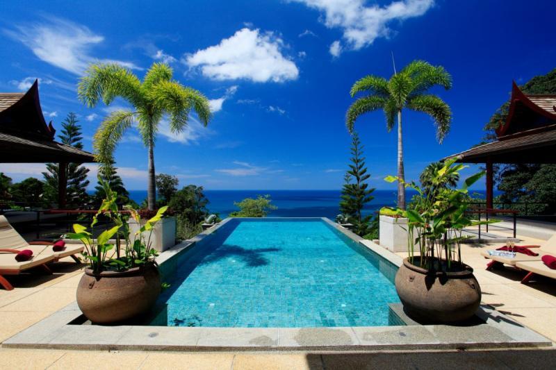 Photo Ayara Surin: Vente villa de luxe de 6 chambres et vue panoramique mer