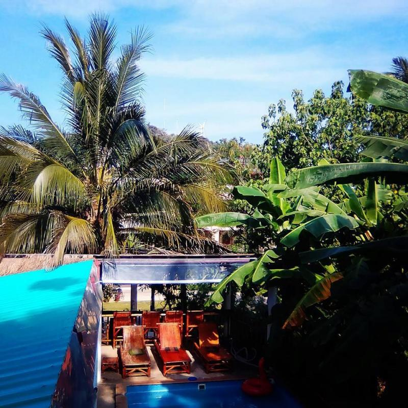 Picture Phuket-Rawai 9 bedroom guesthouse for rent