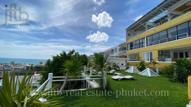 Picture Luxury Phuket condo for rent in Patong Beach