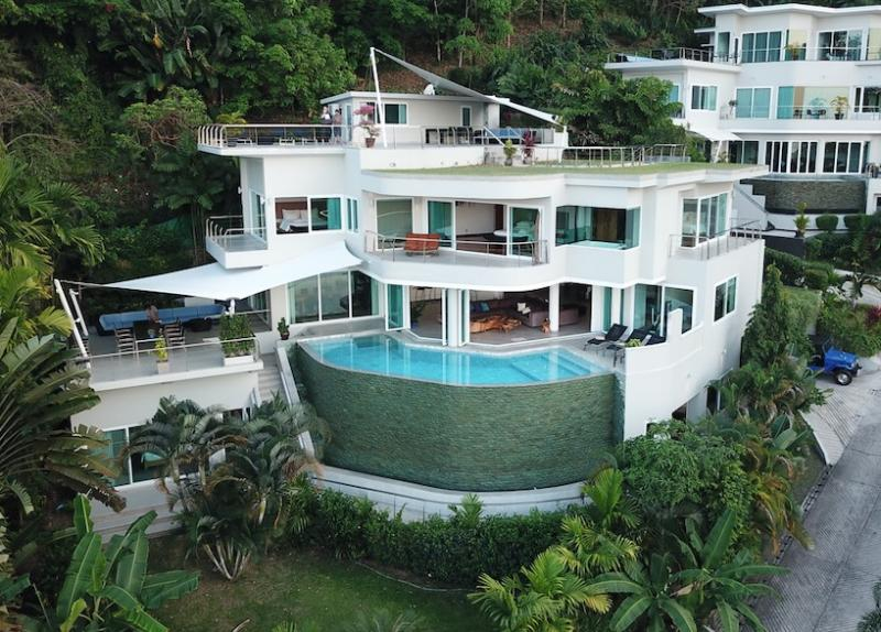 Picture Bang-Tao exclusive 7 bedroom villa in Phuket
