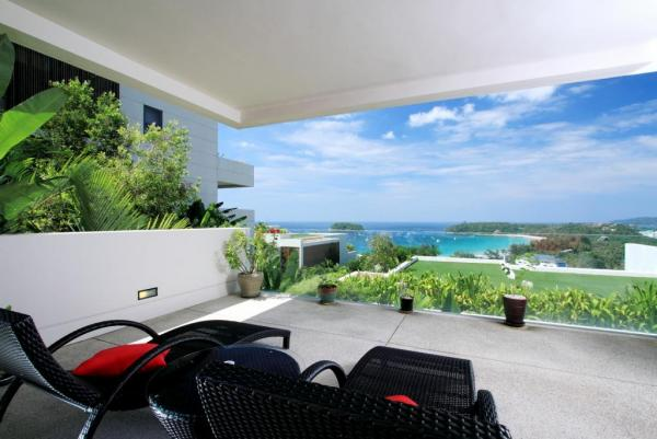 Picture Luxury sea view condo for sale or for rent in Kata,Phuket