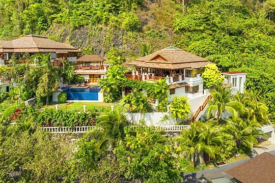 Photo Villa exclusive à la location et à la vente à Patong Beach, Phuket, Thailande