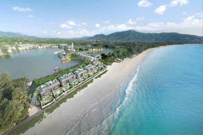 Photo Appartement exclusif en bord de mer avec 3 chambres à Angsana Laguna Phuket