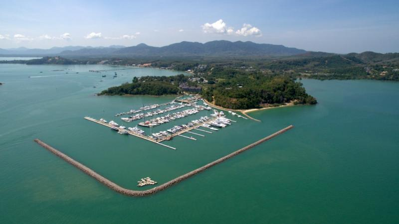 Picture Welcome to Ao Po Grand Marina, Phuket Thailand