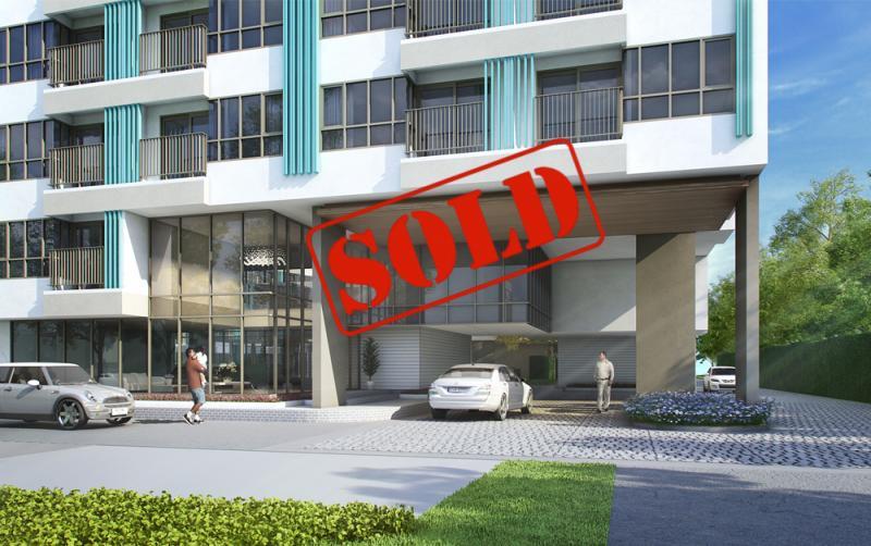 Photo Appartement neuf avec 2 chambres à vendre à Centrio Condominium Phuket Town