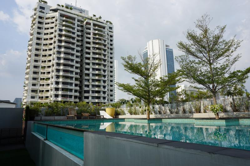 Photo Appartement 1 chambre à louer à Quad Silom Résidence, Bangkok