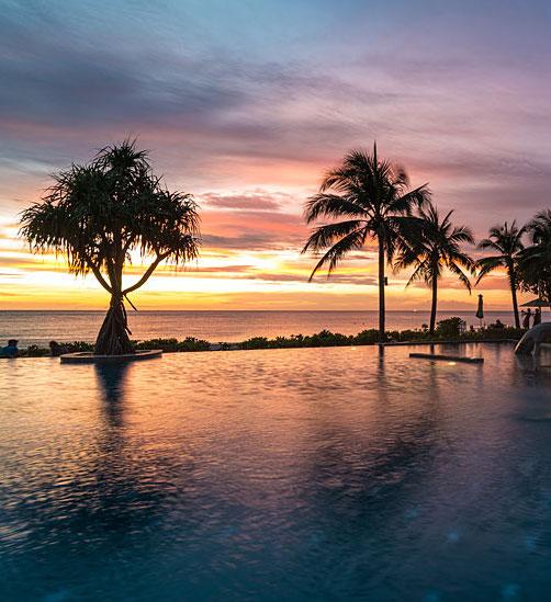 Photo Resort 4 étoiles en front de mer à vendre sur la côte ouest de Phuket, Thaïlande