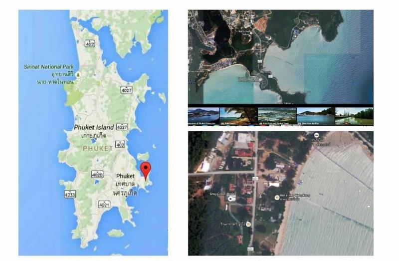 Picture Phuket Seafront land for sale in Kho Sirey