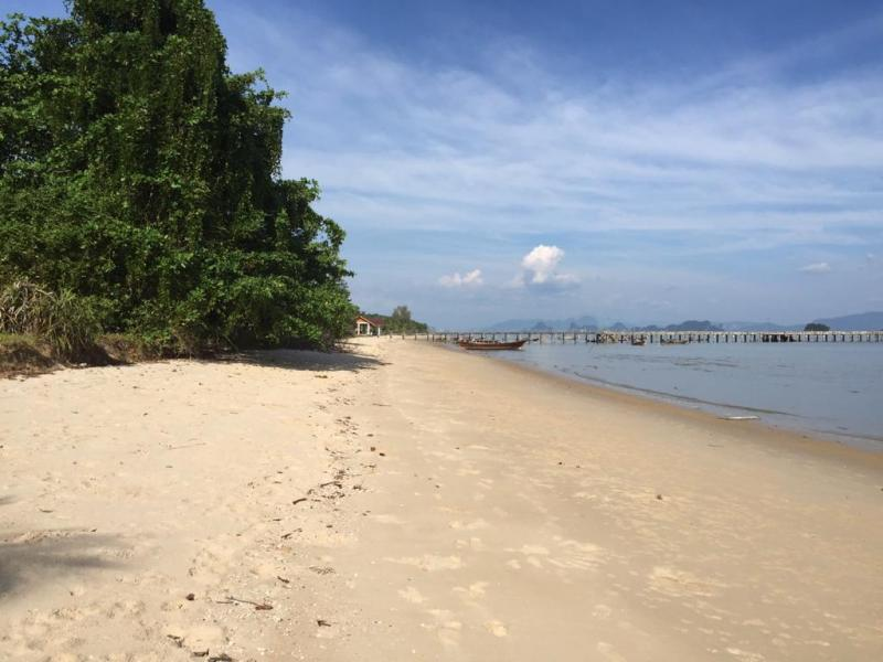 Picture Beachfront Land for sale in Koh Yao Yai