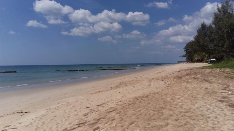 Picture Beachfront Land in Phang Nga for sale (4800 M2)