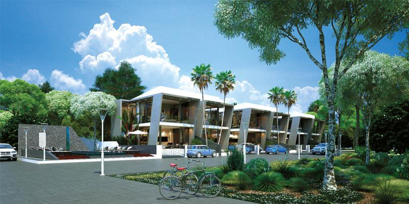 Picture Brand New Townhouses with common pool for Sale in Rawai, Phuket