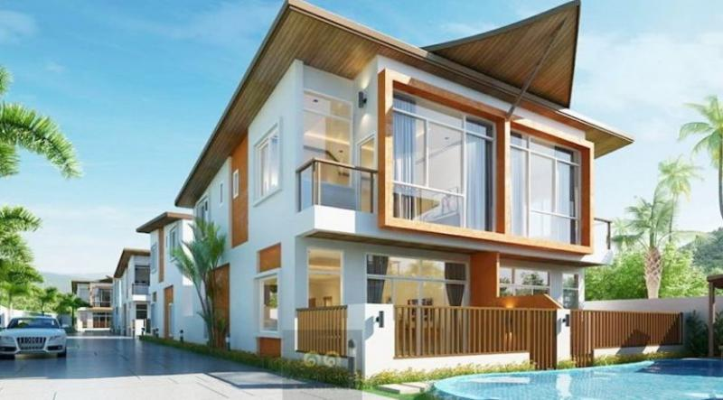Picture Brand new 3 bedroom villa with pool for sale in Kamala, Phuket
